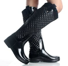 Botas de lluvia super cool