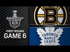 Maple Leafs beat Bruins at home to force Game 7 - YouTube Forced Game cb5b94440