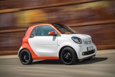 2015 Smart Fortwo and Forfour 1