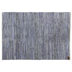 Chindi Rag Rug Recycled Materials Found It At Wayfair Co Uk Hand Woven Black Blue