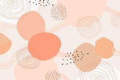 Abstract Pastel Background Concept