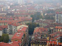 Vista Aerea desde la Mole Antonelliana