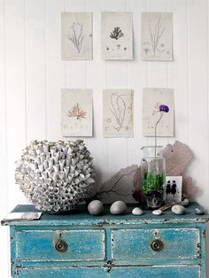 Bring the Sea in Your Home ♥