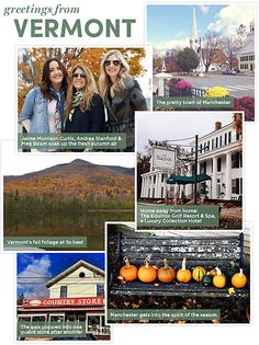 Manchester, Vermont, Travel Guide
