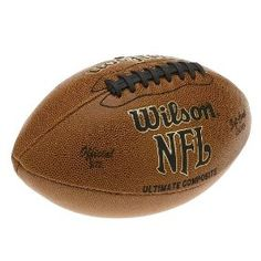 NFL Ultimate Official Composite Football - Mens  #football #sports  http://www.InTheWind.org