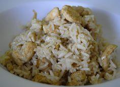 Desde China este sencillo plato al curry que hará las delicias de todos.