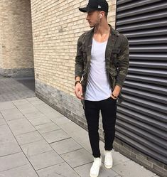 Camo. Have a nice eve'. ___________________________________ Outfit by…
