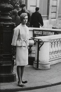 Paris 1960 Photo: Jeanloup Sieff