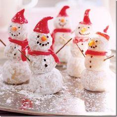 christmas treats recipes | Christmas Treat Inspiration and Recipe Link Party | DIY