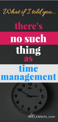 Time management tips aren't very helpful because you can't manage time. BUT you can manage what you DO with your time. Try these 26 priceless tips for managing your time better.