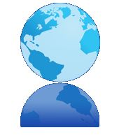 A website that will help you find out where in the world people with your family name are located.