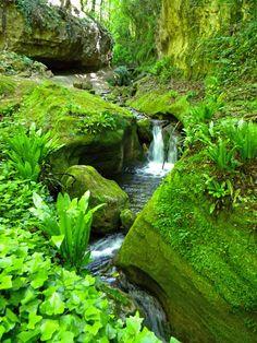 Nature path in Serramonacesca