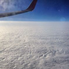 Kjøre Project's Team fly back to home!                                            #fly #plane #snow #sky #cloudy #dream #love #愛 #люблю #kjore @kjoreproject