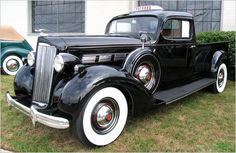 Packard pickup...Special cars need special Insurance coverage that's #affordable...Brought to you by #HouseofInsurance #EugeneOregon