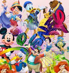 Disney - Lucimar  Lóscio