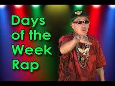 Days of the Week Song | Day of the Week Rap Back | Educational Songs | Jack Hartmann - YouTube
