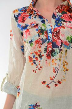Adorable And Attractive Colourfull Shirt Fashion
