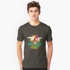 """Hawaii Beach Aloha |Retro Hawaii Hippie Van Beach Surfer Longboard Aloha"" Comforter by Sami2020 | Redbubble Dad To Be Shirts, Family Shirts, My T Shirt, Kids Shirts, Funny Baby Shirts, Funny Gifts For Dad, Funny Dad, Gurren Lagann, Active Wear For Women"