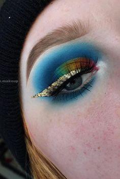 Makeup Goals, Makeup Inspo, Makeup Inspiration, Makeup Tips, Makeup Ideas, Eye Makeup Art, Eye Art, Beauty Makeup, Hair Makeup