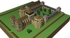 """Résultat de recherche d'images pour """"plan chateau minecraft"""""""