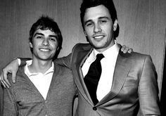 Dave and James Franco. So hawwt