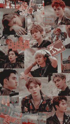 Read 53 (EXO from the story Wallpaper by crlnn_yunitaa (Yunita Caroline Sianturi) with reads. Exo Chanyeol, Exo Ot12, Kpop Exo, Kaisoo, Chanbaek, Exo Wallpaper Hd, Exo Group Photo, Exo Album, Exo Lockscreen