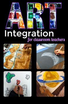 Art Integration for Classroom Teachers