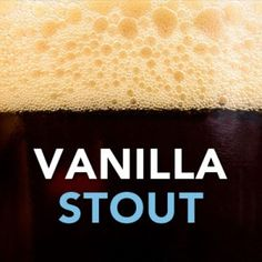 Vannila Stout - winning style of the Pure Michigan contest with @Founders Brewing Co. - will be featured on tap at Founders this July.
