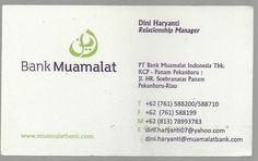Bank Mualamat - Dini Haryanti