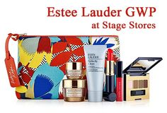 Estee Lauder gift with purchase offer at Stage Stores is available online now and instore tomorrow.