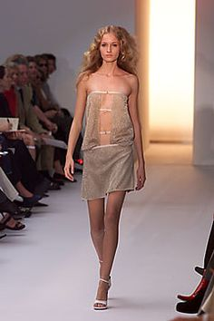Strenesse Spring 2000 Ready-to-Wear Fashion Show