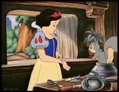Disney characters Jose Rodolfo Loaiza Ontiveros