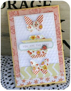 You are the best card danni reid