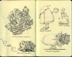 Mattias Adolfsson - Illustrator