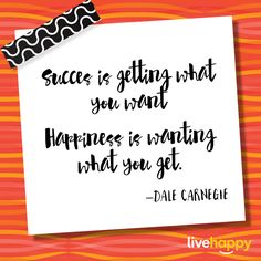 Live Happy Quotes | Dale Carnegie
