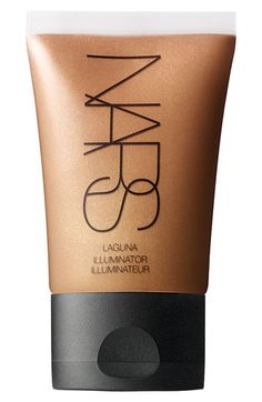 NARS Illuminator available at #Nordstrom  The laguna illuminator gives you a sun kissed look when you mix it in with your foundation!! Love this!!