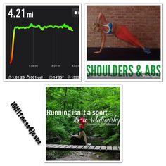4/26/14: 4.2 miles+ core
