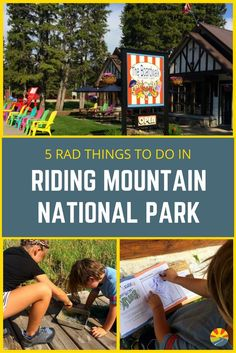 Check out these 5 rad things to do in Riding Mountain National Park, one of our best vacations! From marsh exploring to a beautiful beach spot to lovely lakes, there are plenty of activities to do in nature with kids. We hope you enjoy our tips for this bucket list destination in Manitoba Canada, the land of adventure.