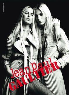 Jean Paul Gaultier Ad 2012