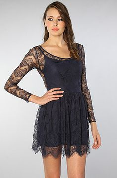 Keepsake The Hearts Collide Lace Dress : Karmaloop.com - Global Concrete Culture