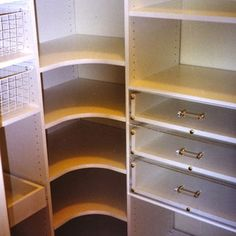 San Francisco Contemporary Spaces Pantry Design, Pictures, Remodel, Decor and Ideas