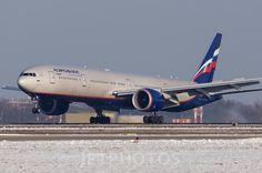 Aeroflot B777