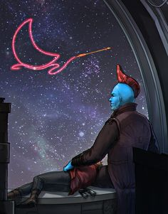 Guardians of the Galaxy Vol.2 || Perhaps some memories of Star Lord do not know, and Yondu did not say
