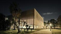 Edificio Polideportivo / Batlle i Roig Arquitectes © José Hevia