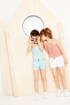 Kid's Wear - Petit Bateau SS 2015