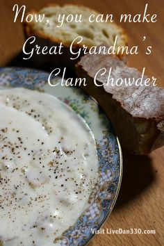 No holiday is complete without something made by Great Grandma. Family traditions and good old fashioned cooking are not easily duplicated. LiveDan330.com is trying to preserve some of what was wit…