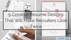 Creative Resume Designs About #visualresume #socialresume  Infographic & Visual Resume