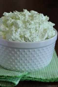 Pistachio & Coconut Cream Marshmallow Salad