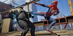 PlayStation buys Spider-Man developer Insomniac Games 💰 The video game company announced that it has bought the video game developer that is now set to only make titles exclusively. Harry Osborn, Miles Morales, Video Game Industry, Video Game News, Video Games, Spider Man 2018, Huge Spiders, Sunset Overdrive, Ps4 Exclusives