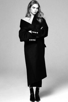 senyahearts:  Cara Delevingne by Daniel Jackson for WSJ Magazine, June 2015